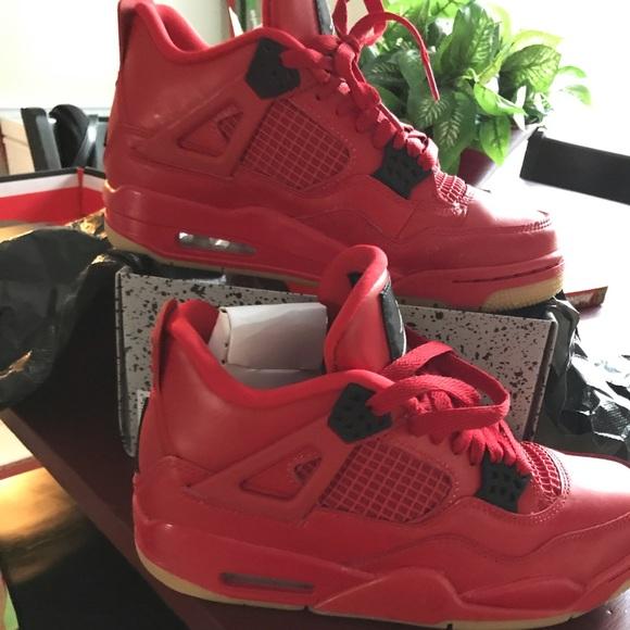 Jordan Shoes   Air Jordan Retro 4 Size